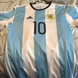 Lionel Messi Jersey